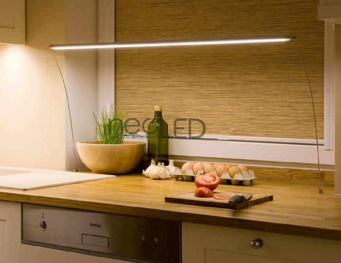 Barra led 5630 1m luce calda kit luce sotto pensile la - Meglio luce calda o fredda in cucina ...